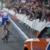 Robert Gesink tijdens de Vuelta 2009
