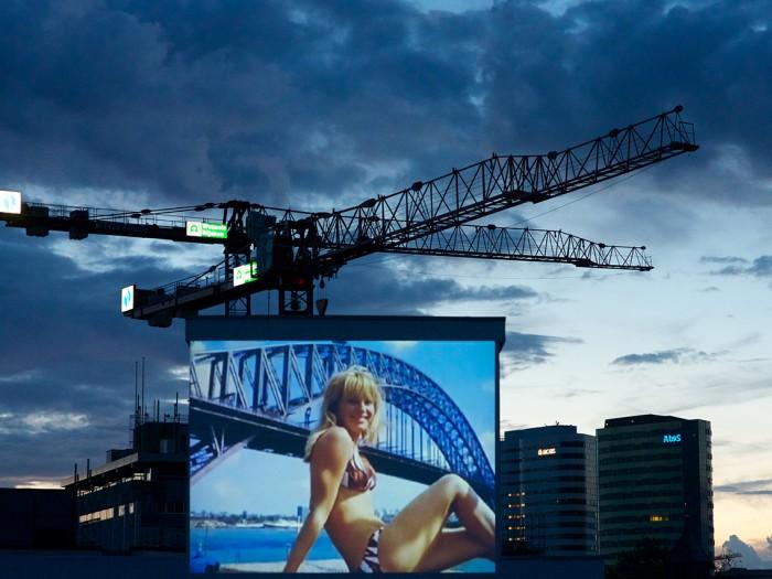 Arnhem by Night